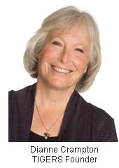 Dianne Crampton, TIGERS Success Series Founder