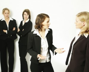 The causes of conflict at work are identified essay