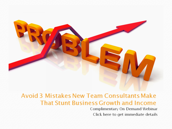 Avoid 3 Mistakes New Consultants Make