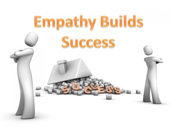 empathy builds success