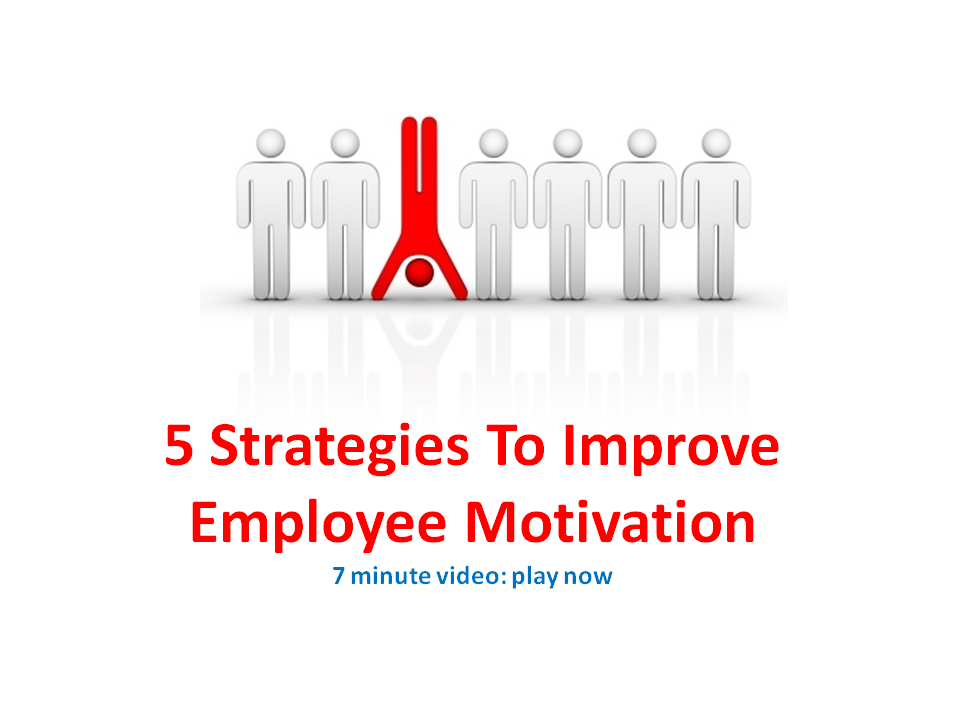 motivation strategies Imagine you work for a health information technology company the company has been considering its use of motivation strategies for its employees.